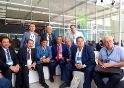 BAMF Braziliyada 8-ci Dünya Su Forumunda iştirak edir - FOTO
