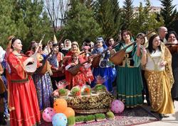Sumqayıtda Novruz şənliyi - FOTO