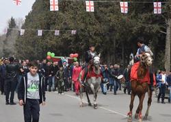 Gürcüstan azərbaycanlıları Novruz bayramını qeyd edib - FOTO