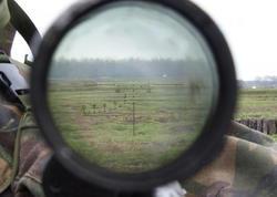 Ermənistan silahlı bölmələri Ağdamda təlim keçir