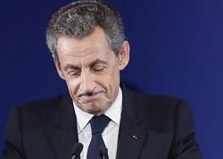 Fransanın sabiq prezidenti saxlanılıb - YENİLƏNİB - FOTO