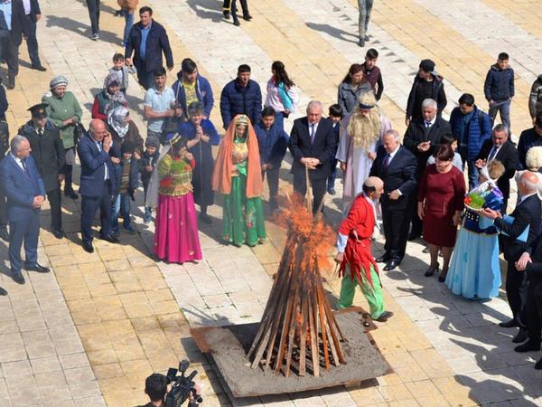 Horadizdə Novruz şənliyi - FOTO