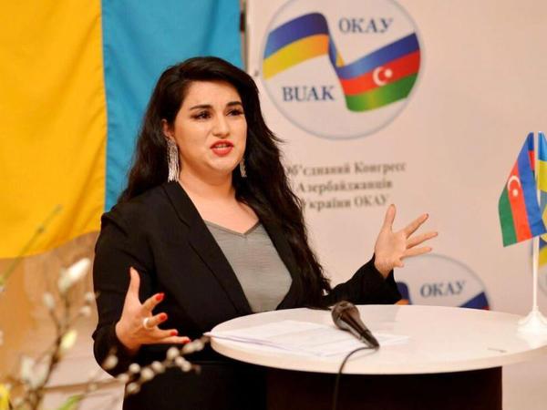 Ukrayna azərbaycanlılarının növbədənkənar  toplantısı keçirilib - FOTO
