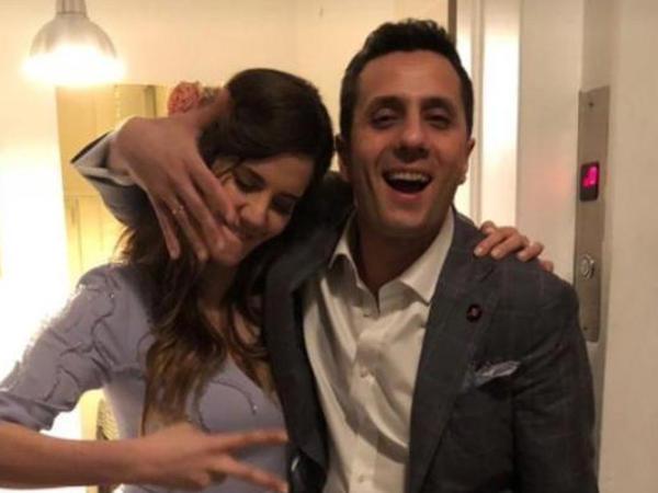 Nişanlandılar... - FOTO
