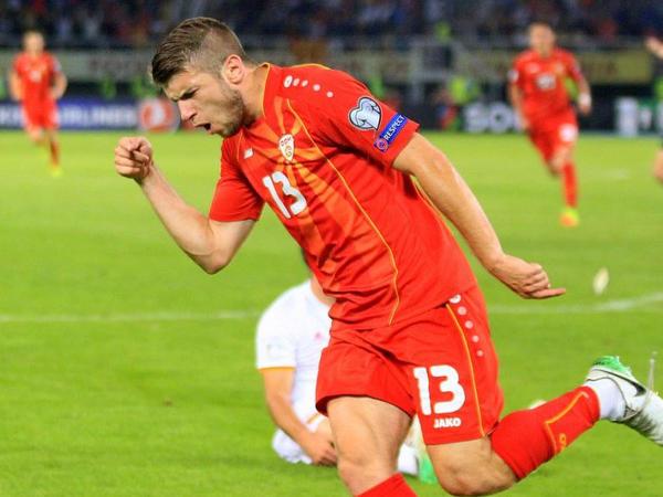 """""""Azərbaycanla oyuna hazır olacağıq"""" - <span class=""""color_red"""">Makedoniya millisinin futbolçusu</span>"""