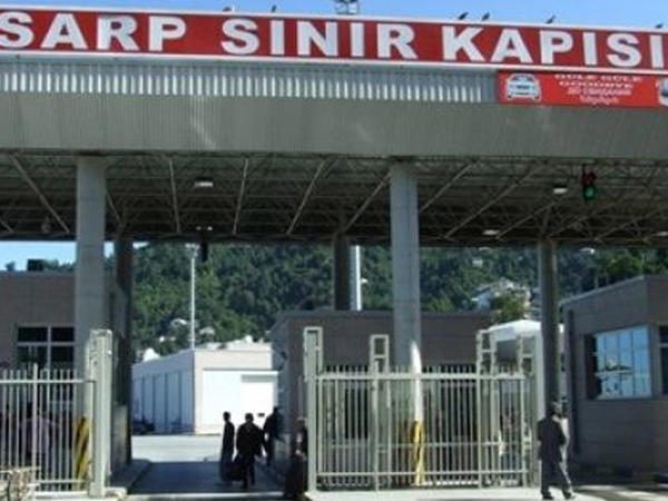 Türkiyə və Gürcüstan arasındakı sərhəd-keçid məntəqəsi müvəqqəti bağlanacaq