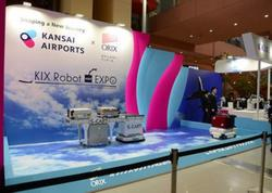 Yaponiyada robotlar sərgisi keçirilir