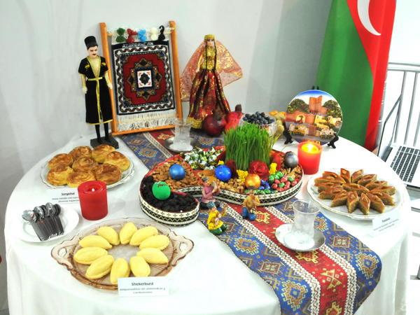 Novruz bayramı Peruda qeyd olunub - FOTO