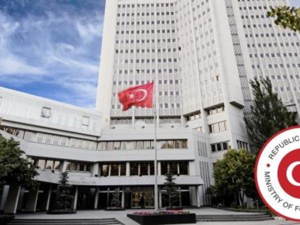 Türkiyə Kabildə terror hücumu nəticəsində yaralananlara tezliklə sağalmağı arzuladı