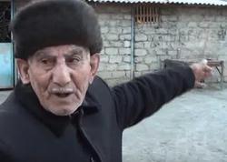 Külək Mingəçevirdə fəsadlar törədib - VİDEO