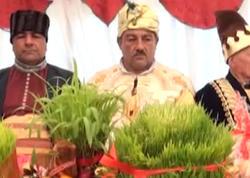 Bu kənddə Novruz bayramı fərqli qeyd edilir - VİDEO