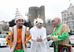 Novruz bayramının personajları niyə gözə dəymir? - VİDEO