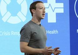 """""""Facebook""""un sahibindən qalmaqallı etiraf"""