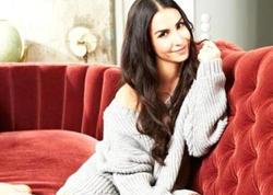 Türkiyəli aktrisanın çılpaq görüntüləri yayıldı - FOTO