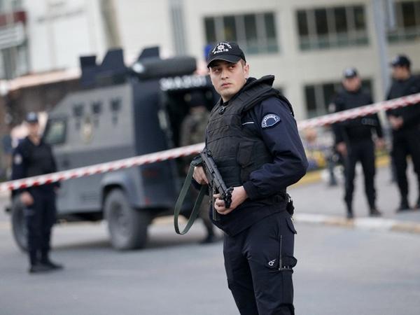 Türkiyə Afrində yerli polis yaradır