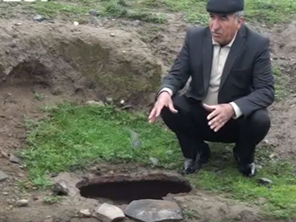 Qədim maddi-mədəniyyət nümunələri aşkarlanıb - VİDEO