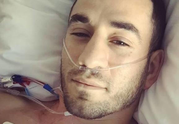 Azərbaycanlı idmançı yarışda ağır zədə aldı, xaricdə əməliyyat olundu
