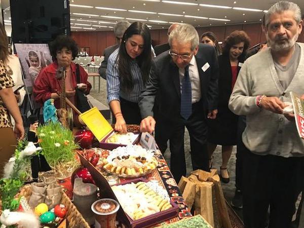 Meksika Senatında Novruz Bayramı təntənəli şəkildə qeyd olunub - FOTO