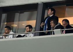 Messi İspaniyanın Argentinaya vurduğu 6-cı qoldan sonra tribunanı tərk edib - VİDEO