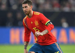 """Ramos: """"Argentinaya 1:4 hesabıyla məğlub olduğumuz oyun xatirimizdə idi"""""""