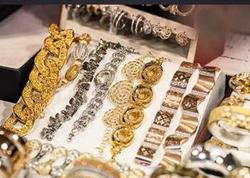 Ölkənin qızıl-gümüş bazarı bahalaşıb