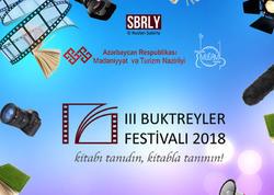 Üçüncü Buktreyler Festivalına şirkətlərdən dəstək