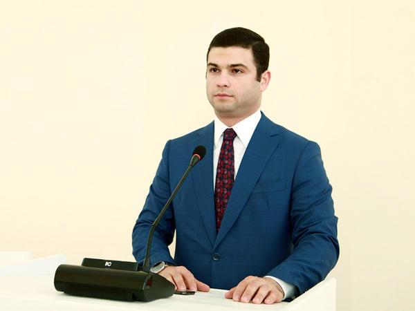"""Orxan Məmmədov: """"Dövlət qurumları sahibkarlara """"bir pəncərə"""" prinsipi ilə xidmət göstərəcəklər"""""""