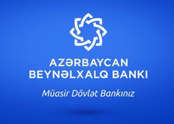 Azərbaycan Beynəlxalq Bankının Müşahidə Şurasının iclası keçirilib