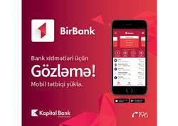 Bütün ödəniş kartlarını BirBank-dan idarə et!