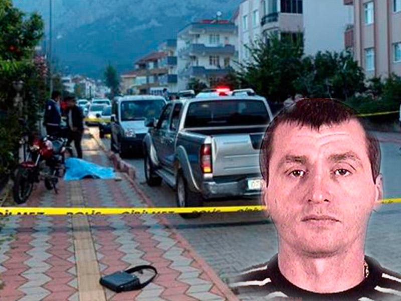 Lotu Qulinin tərəfdaşı olan qanuni oğru Türkiyədə öldürüldü - TƏFƏRRÜAT - FOTO