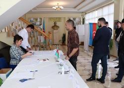 Moldovada yaşayan Azərbaycan vətəndaşlarının 70 faizdən çoxu səsvermədə iştirak edib - FOTO
