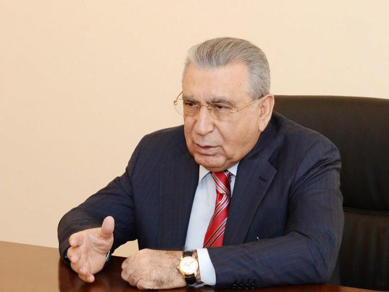 Ramiz Mehdiyev: