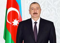 Prezident İlham Əliyev Nazirlər Kabinetinin yeni tərkibi haqqında sərəncam imzalayıb