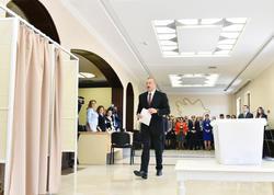 Azərbaycan inkişafı seçdi: qalib xalqdır
