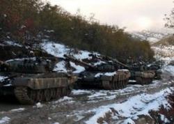 Qarabağdan İrəvana tank birləşmələri göndərildi - FOTO