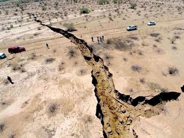 """ABŞ-da """"tektonik bomba"""" tapıldı"""