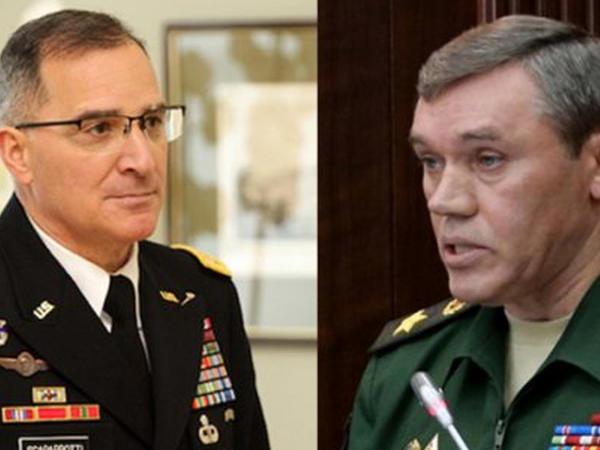 Bakıda Rusiya və NATO generalları arasında kritik görüş - VİDEO