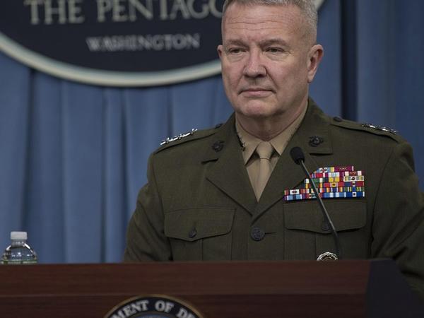 """Biz Suriya hakimiyyətinə dərs verdik ki... - <span class=""""color_red"""">ABŞ generalı</span>"""