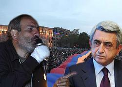 Yerevanda etirazçılar küçələri bağlayacaqlar
