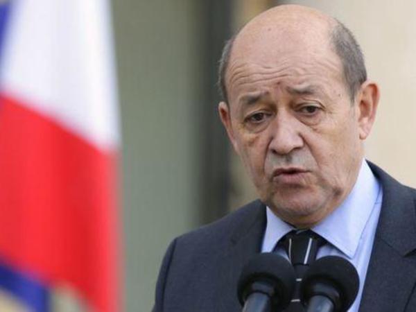Fransa XİN: Kimyəvi arsenala qarşı olan müdaxilədən başqa heç bir hərbi müdaxilə olunmayacaq