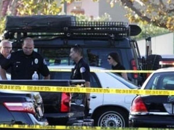 ABŞ-da atışma: iki polis öldürülüb