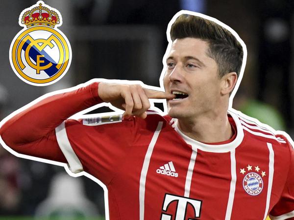 """""""Nə?! """"Real Madrid""""ə keçmək?"""" - <span class=""""color_red"""">Levandovski transfer şayiələri haqqında</span>"""