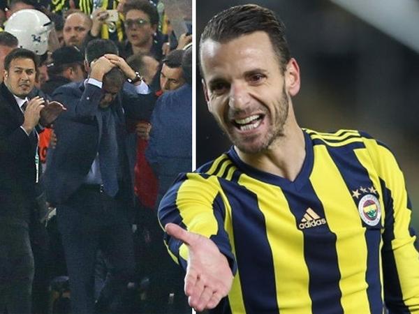 """""""Bizi bundan da pis etdilər, amma meydandan çıxmadıq"""" - <span class=""""color_red"""">Soldado """"Beşiktaş""""a söz atdı</span>"""