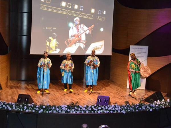 Beynəlxalq Muğam Mərkəzində Mərakeş etnik musiqisi səsləndi