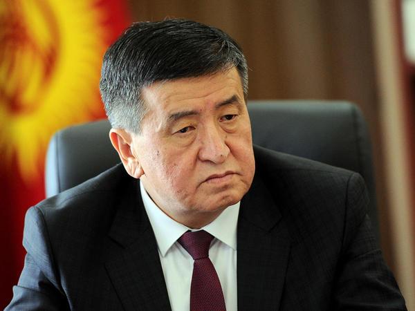 Qırğızıstan prezidenti baş nazir təyin etdi