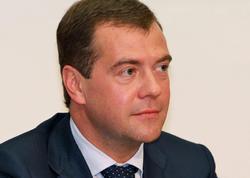 Dmitri Medvedev Novruz Məmmədovu təbrik edib
