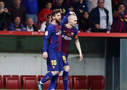 """Barselona"" kuboku 5 qolla qazandı - FOTO"