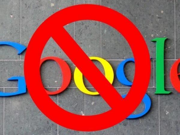 Rusiyada Google bloklandı