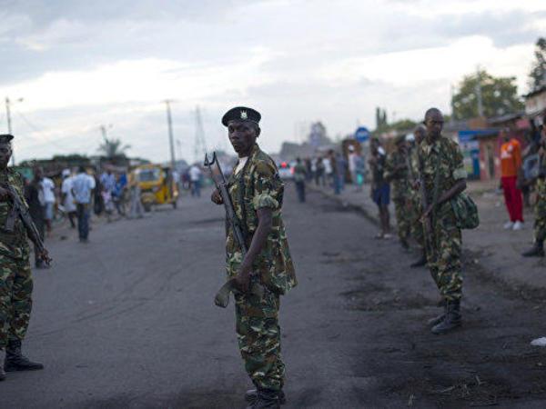 Burundidə partlayış baş verib, ölən və yaralanan var