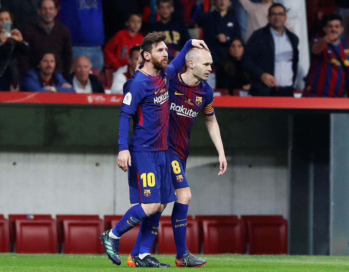 """""""Sevilya"""" – """"Barselona"""" 2:0 -"""